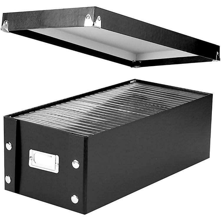 VaultzSnap-N-StoreDVD Storage BoxBlack