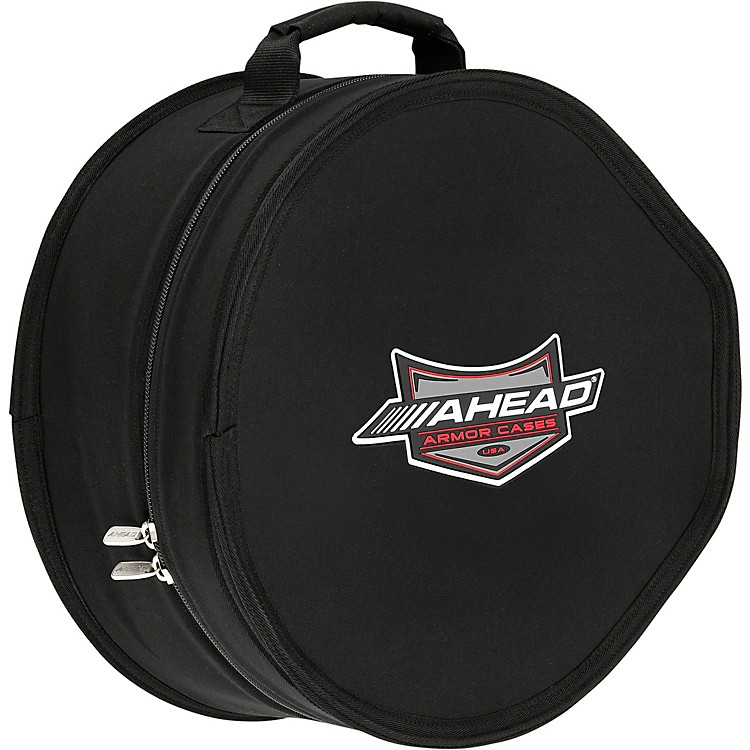 AheadSnare Drum Case with Cutout for Snare Rail14 x 5 in.