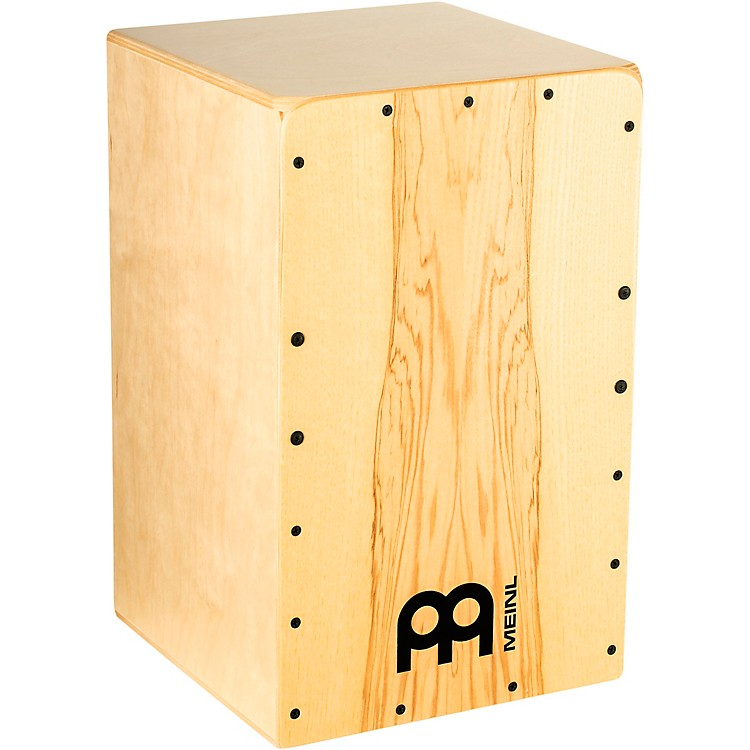 MeinlSnarecraft Series Cajon with Heart Ash Frontplate
