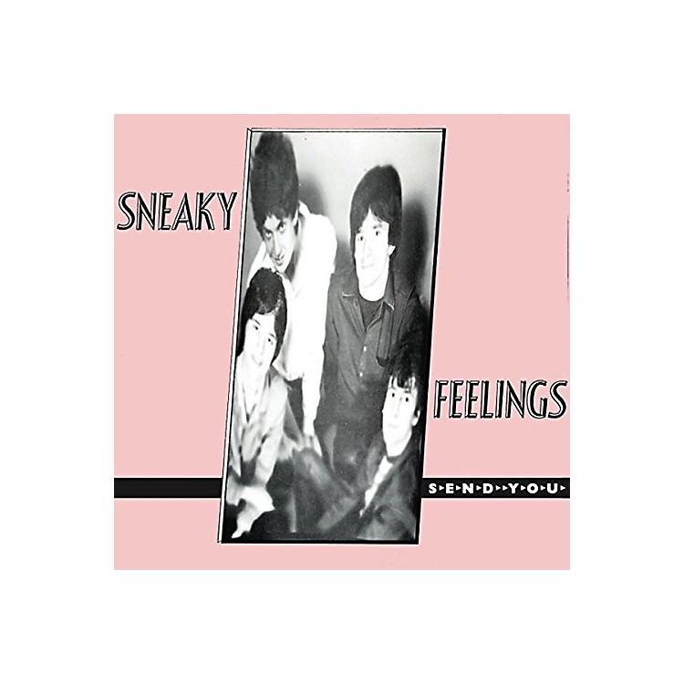 AllianceSneaky Feelings - Send You