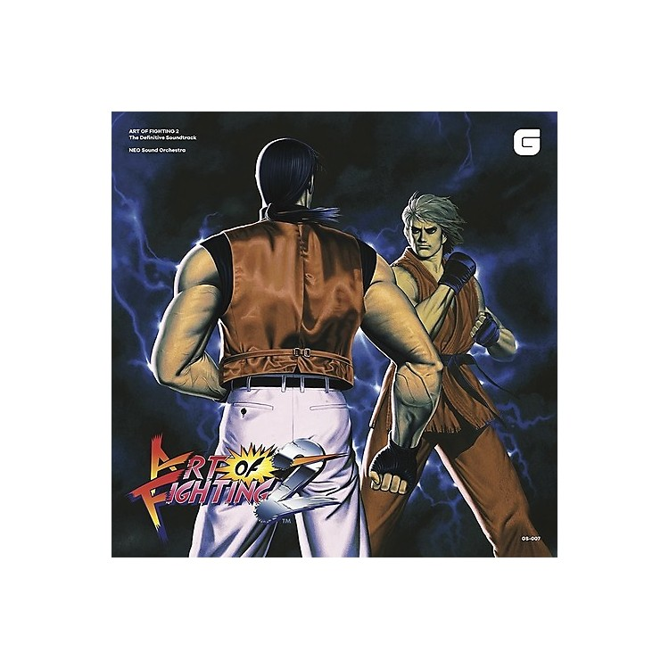 AllianceSnk Neo Sound Orchestra - Art Of Fighting Ii (original Soundtrack)
