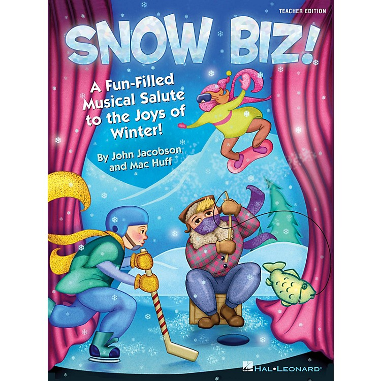 Hal LeonardSnow Biz! (A Fun-Filled Musical Salute to the Joys of Winter) ShowTrax CD Composed by John Jacobson