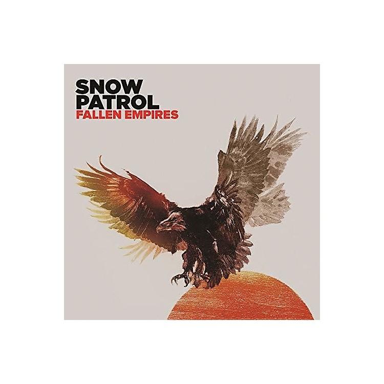 AllianceSnow Patrol - Fallen Empires