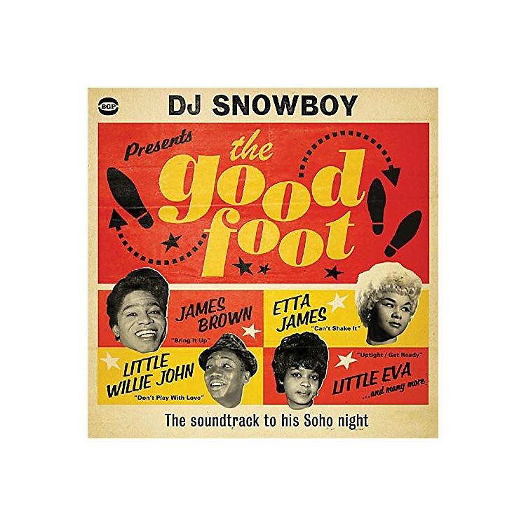 AllianceSnowboy - DJ Snowboy Presents the Good Foot / Various