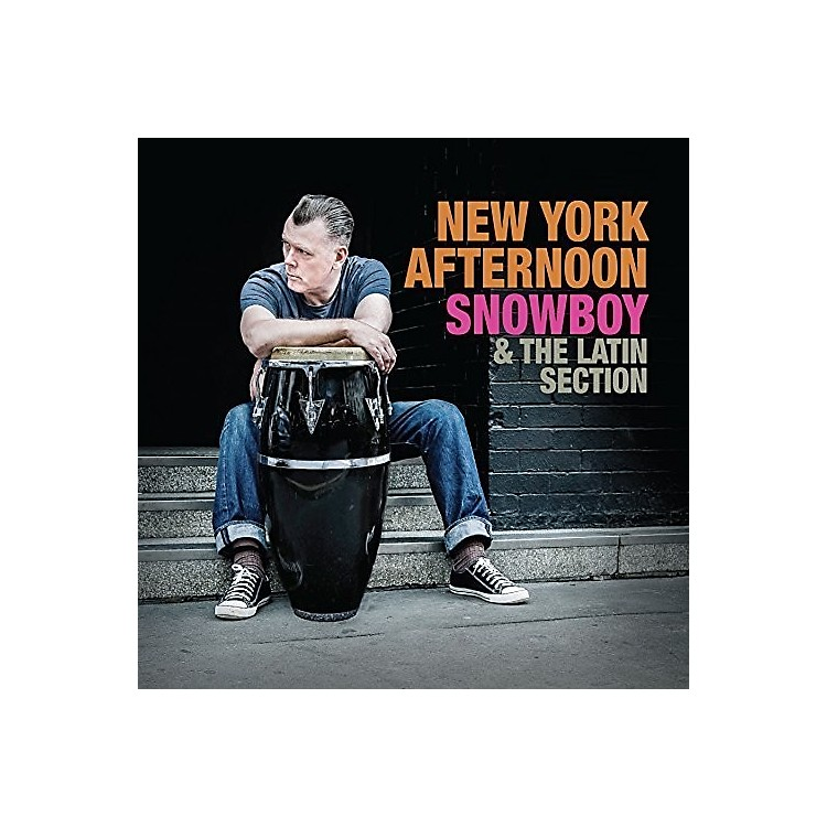 Alliance Snowboy & the Latin Section - New York Afternoon