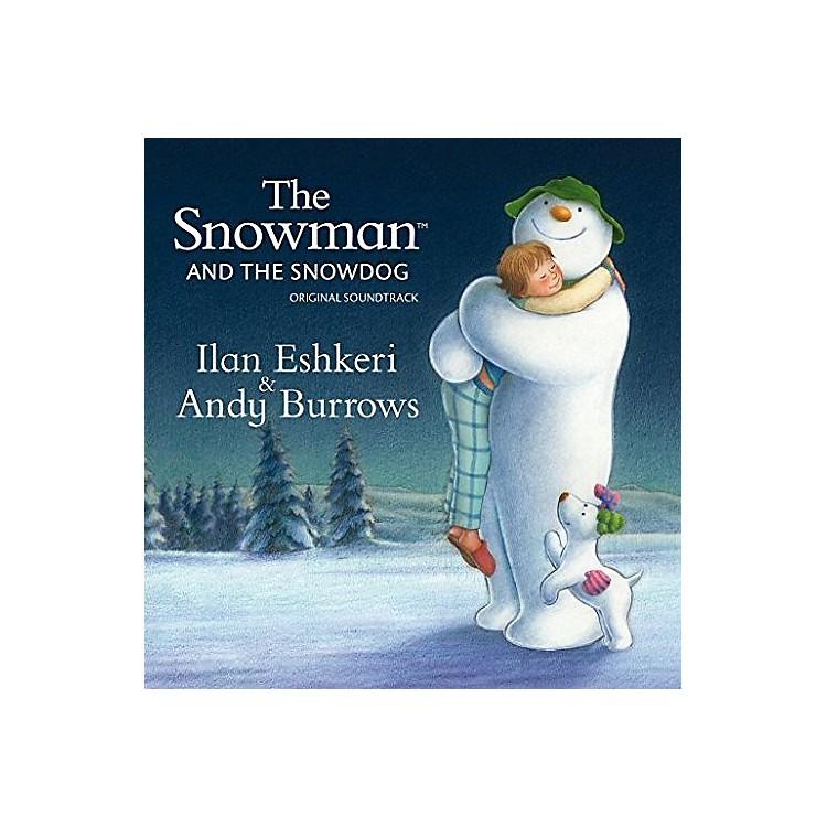 AllianceSnowman & the Snowdog (Original Soundtrack)