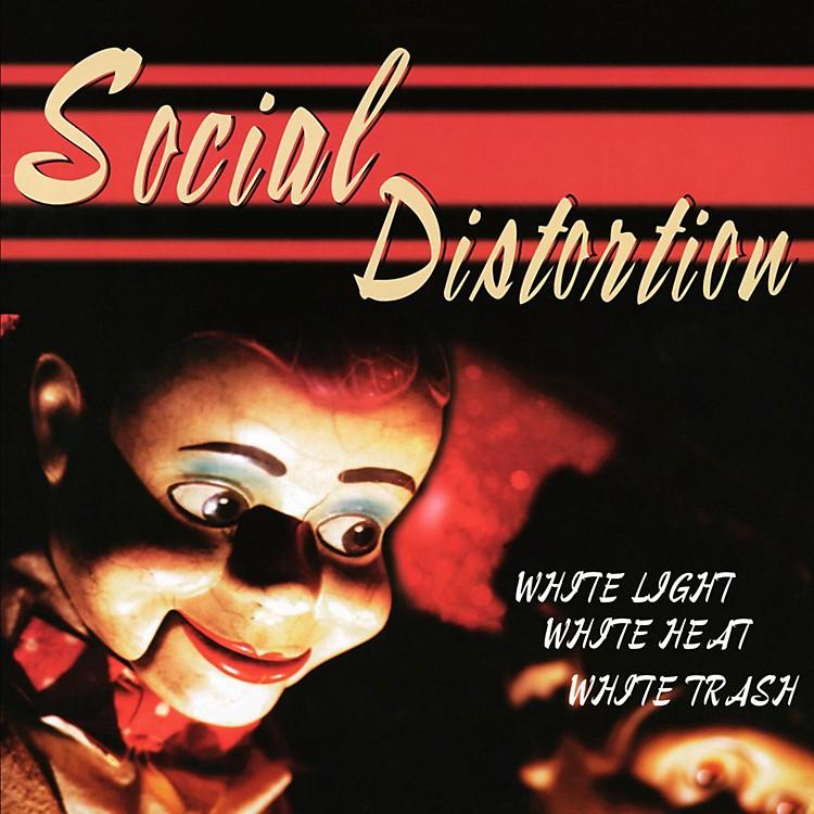 SonySocial Distortion - White Light, White Heat, White Trash