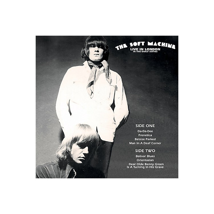Alliance Soft Machine - Live in London in the Early Sixties
