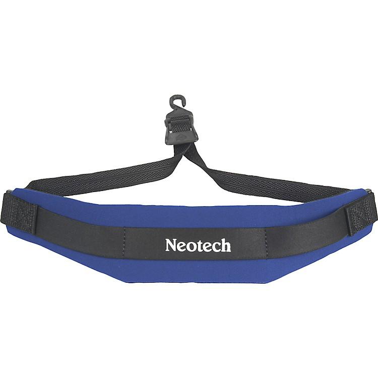 NeotechSoft Sax StrapRoyal BlueRegular, Open Hook