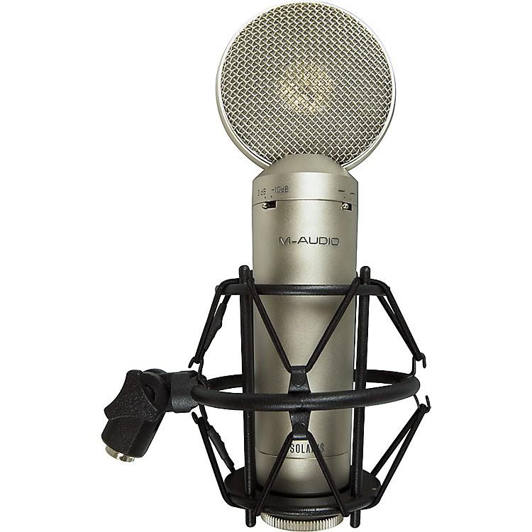 m audio solaris large diaphragm multi pattern condenser microphone music123. Black Bedroom Furniture Sets. Home Design Ideas
