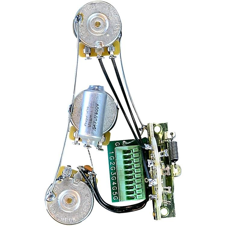 MojotoneSolderless Strat Blender Guitar Wiring Harness
