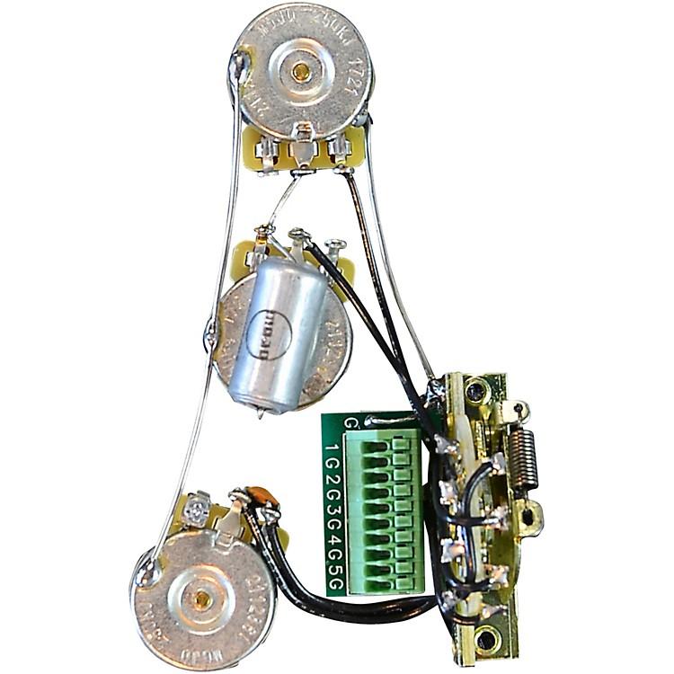 MojotoneSolderless Strat Standard Guitar Wiring Harness