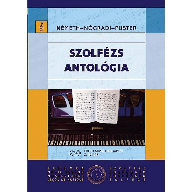 Editio Musica BudapestSolfeggio Anthology EMB Series