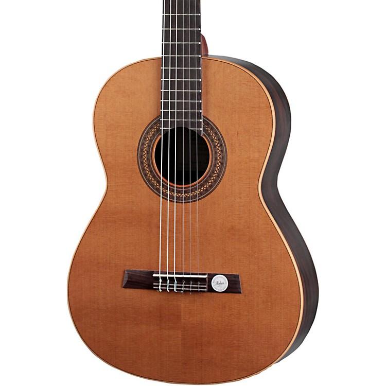 HofnerSolid Cedar Top Laurel Body Classical Acoustic GuitarHigh Gloss Natural