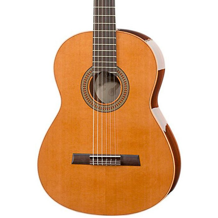 HofnerSolid Cedar Top Rosewood Body Classical Acoustic GuitarHigh Gloss Natural