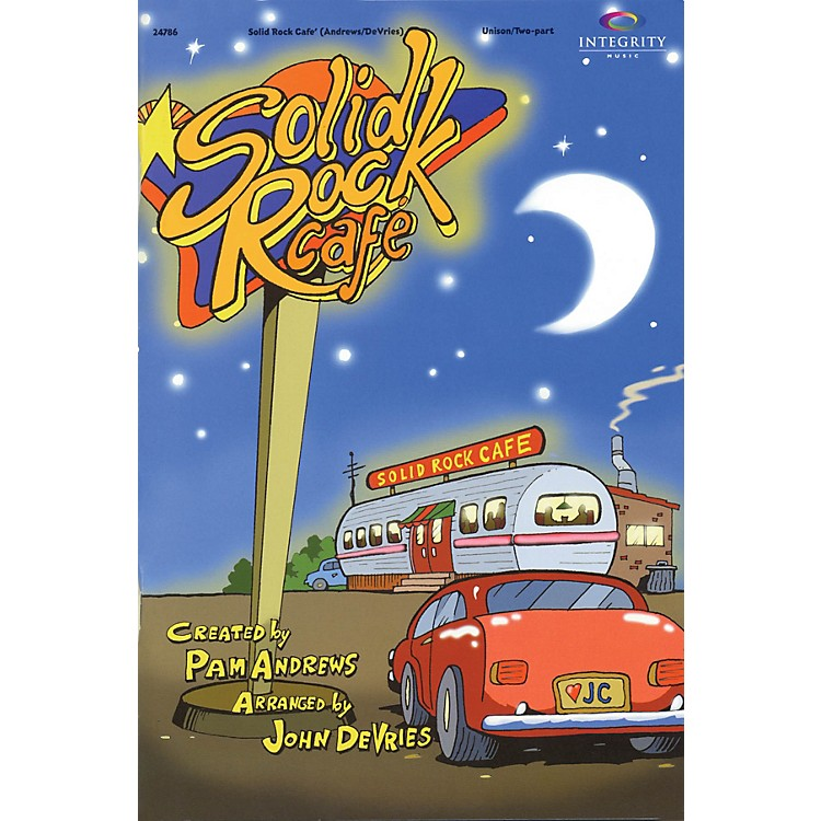Integrity MusicSolid Rock Café PREV CD PAK Arranged by John DeVries