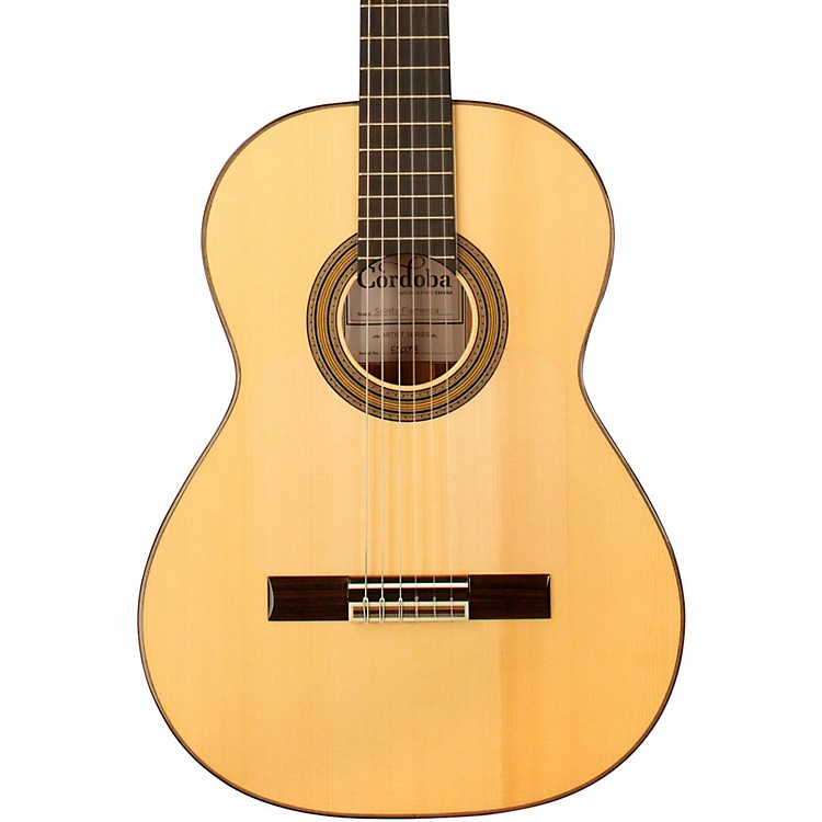CordobaSolista Flamenca Acoustic Nylon String Flamenco Guitar