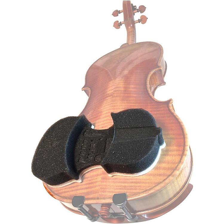 AcoustaGripSolo Artist II Violin and Viola Shoulder RestCharcoal