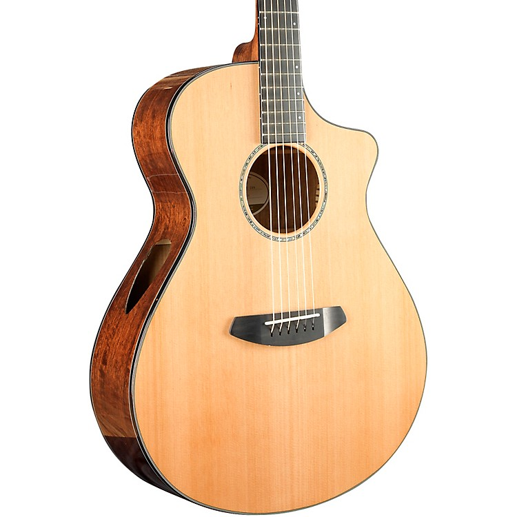 BreedloveSolo Concert Acoustic-Electric GuitarGloss Natural