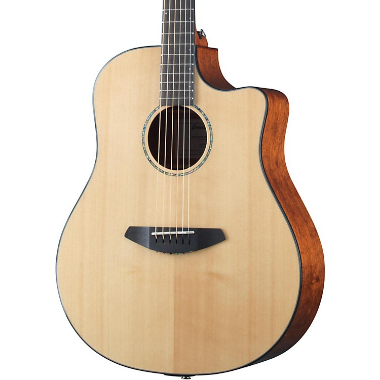 BreedloveSolo Dreadnought Acoustic-Electric GuitarNatural