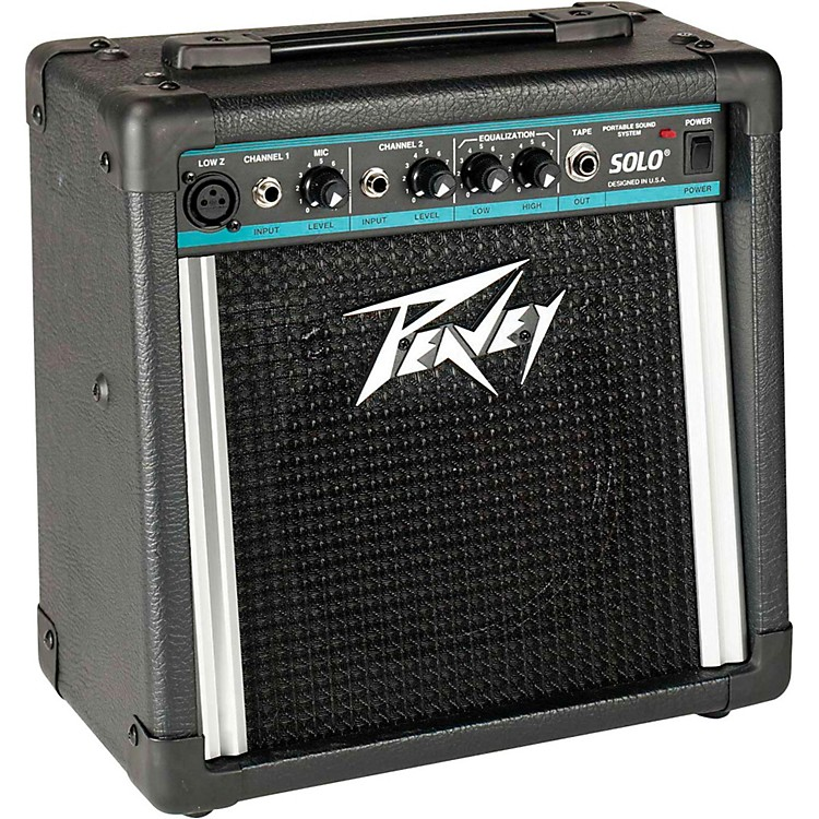 Peavey Solo Portable PA Band D
