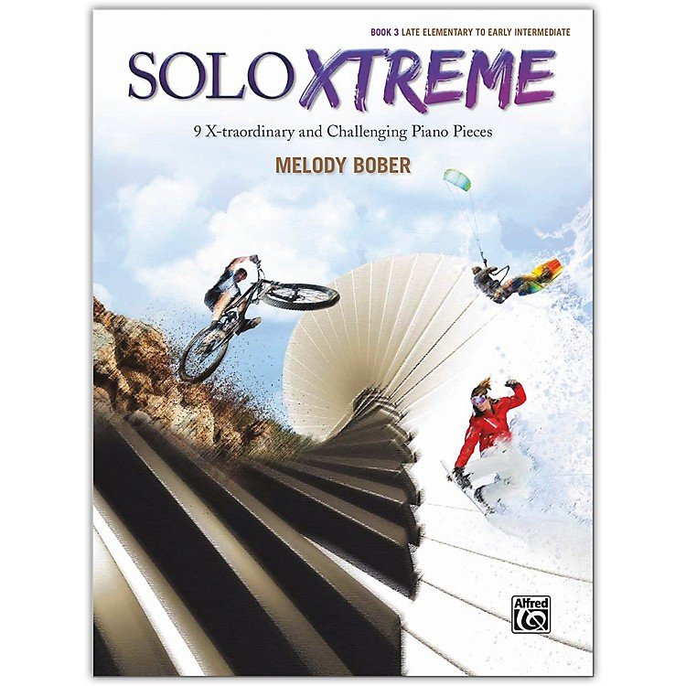 AlfredSolo Xtreme, Book 3 Late Elementary / Early Intermediate