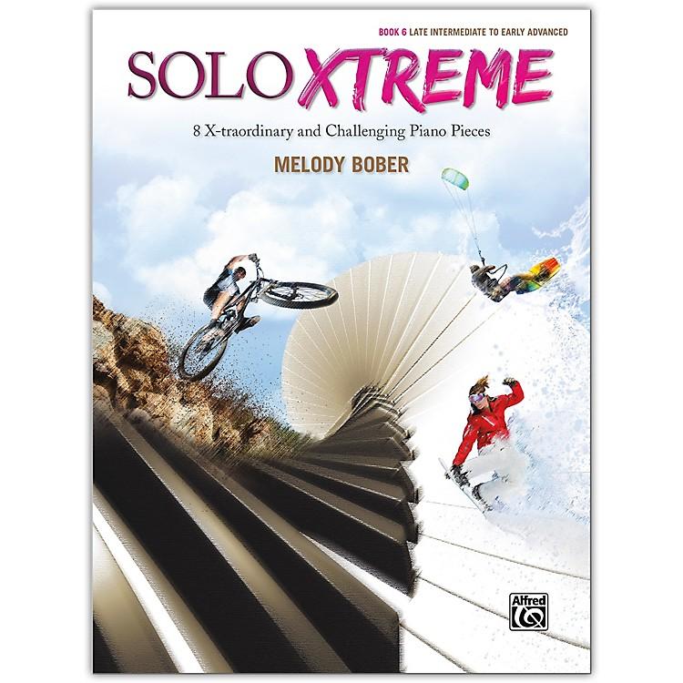 AlfredSolo Xtreme, Book 6 Late Intermediate / Early Advanced