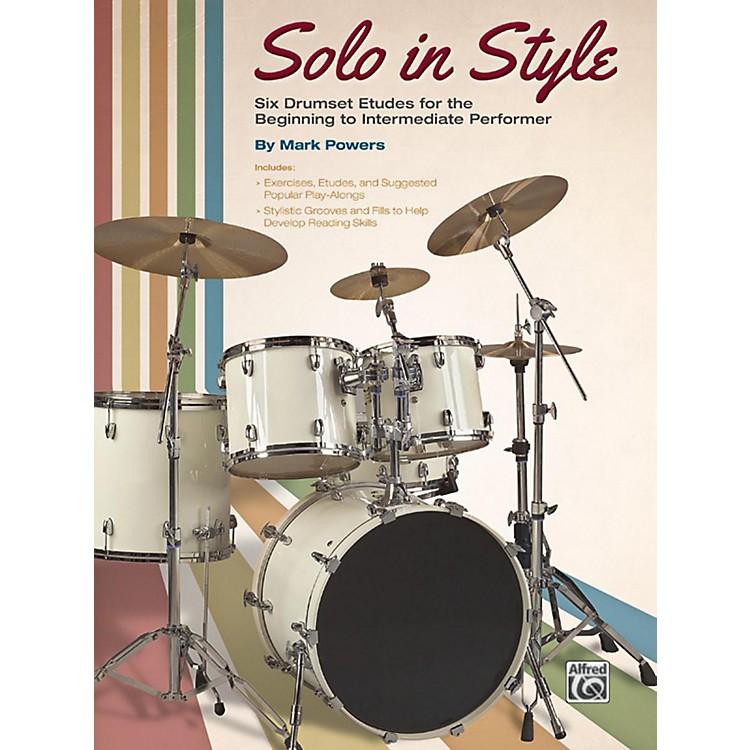 AlfredSolo in Style Book