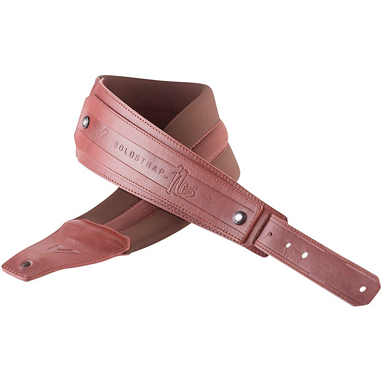 Gruv Gear SoloStrap Neo 4 in. Wide Guitar Strap Chocolate 4 in.