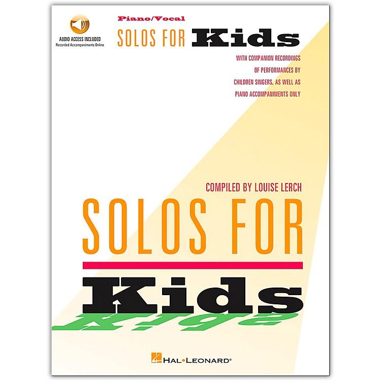Hal LeonardSolos for Kids (Book/Online Audio)