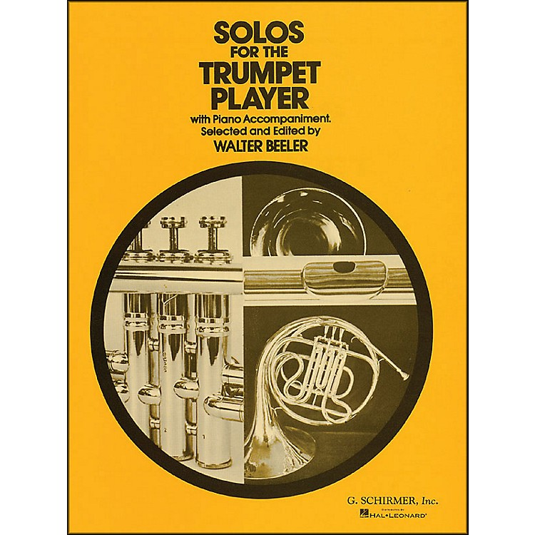 G. SchirmerSolos for Trumpet Player with Piano