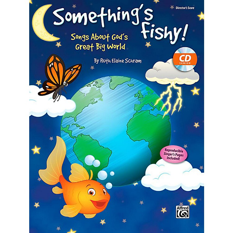 AlfredSomething's Fishy! - Director's Kit (Score & InstruTrax CD)