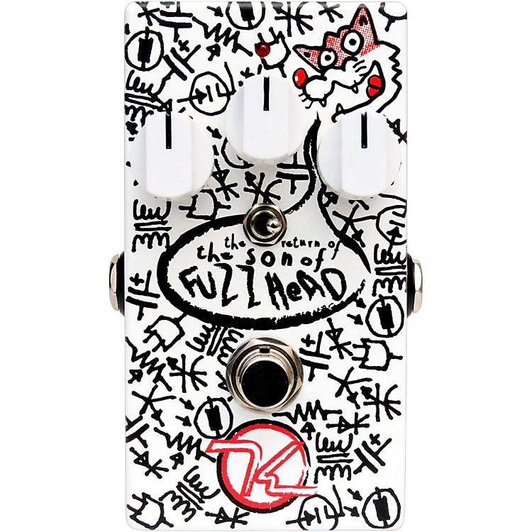 KeeleySon of Fuzz Head Guitar Effects Pedal
