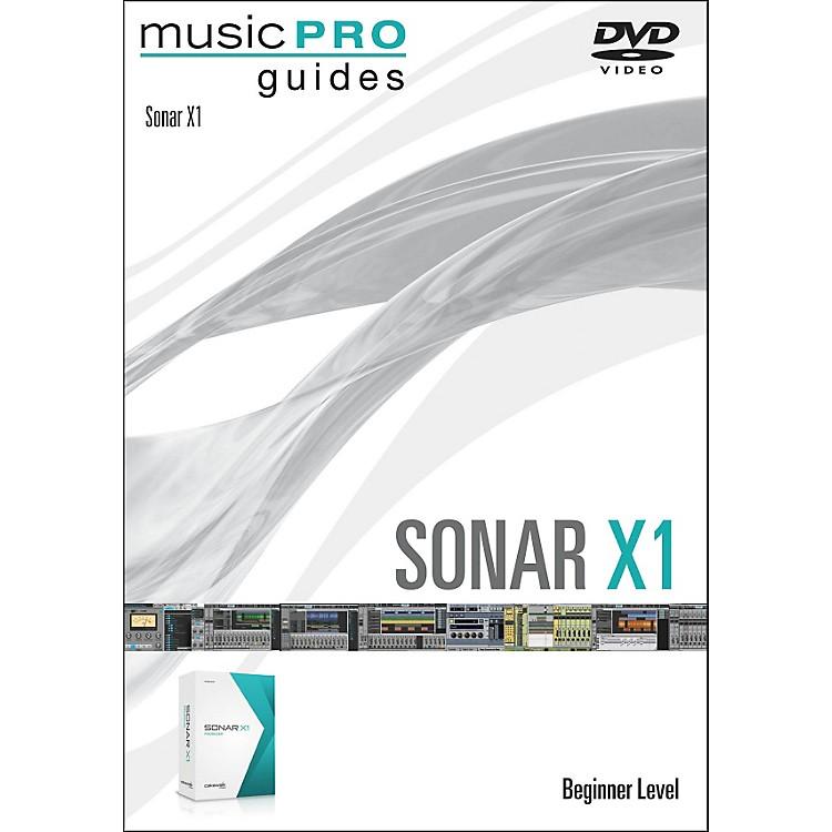Hal LeonardSonar X1 Music Pro Guide DVD Tutorial