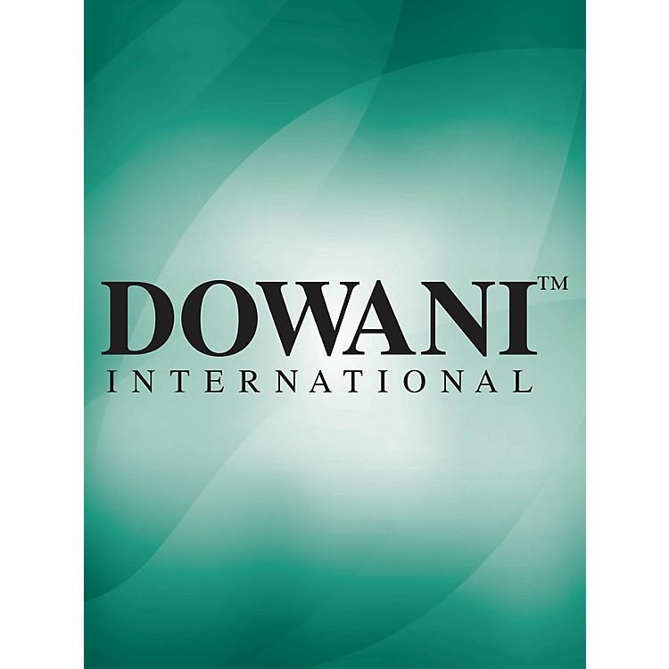 Dowani EditionsSonata (Hallenser) No. 3 for Flute and Basso Continuo in B minor Dowani Book/CD Series