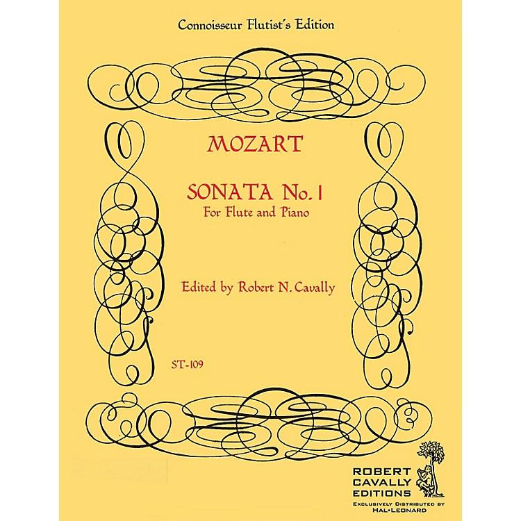 Hal LeonardSonata No. 1 in Bb (Connoisseur Flutist's Edition) Robert Cavally Editions Series by Robert Cavally