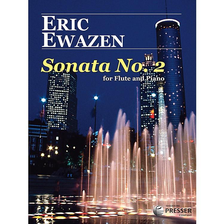 Carl FischerSonata No. 2 for Flute and Piano (Book)