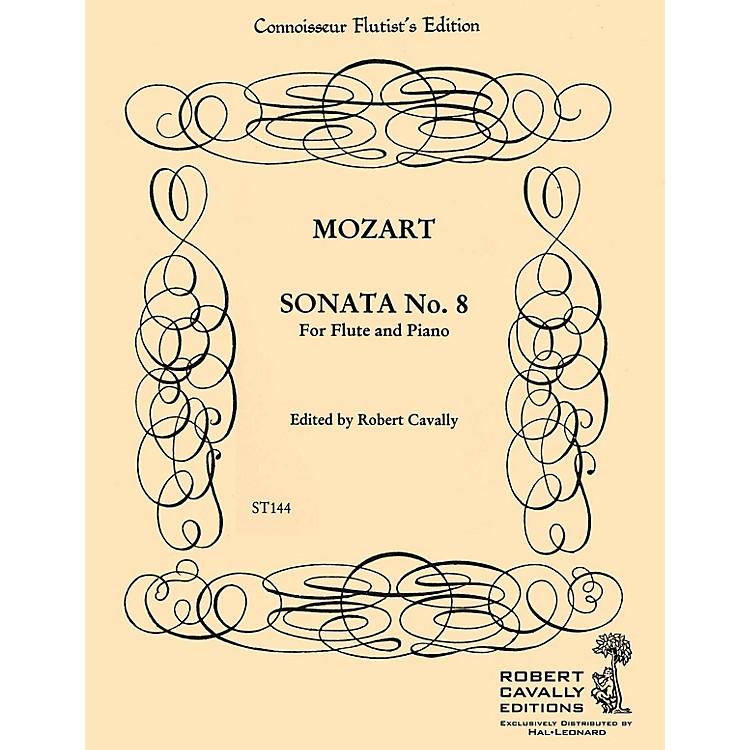 Hal LeonardSonata No. 8 in F (Connoisseur Flutist's Edition) Robert Cavally Editions Series by Robert Cavally