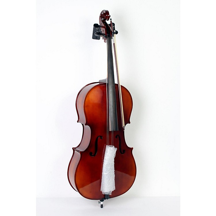 Bellafina Sonata Series Hybrid Cello Outfit 4/4 Size 888365745015