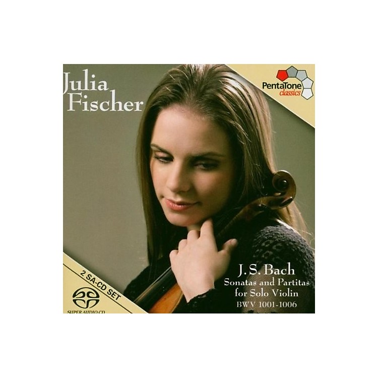 AllianceSonatas & Partitas for Solo Violin