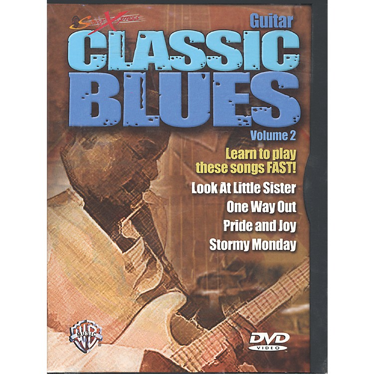 AlfredSongXpress Classic Blues Volume 2 DVD