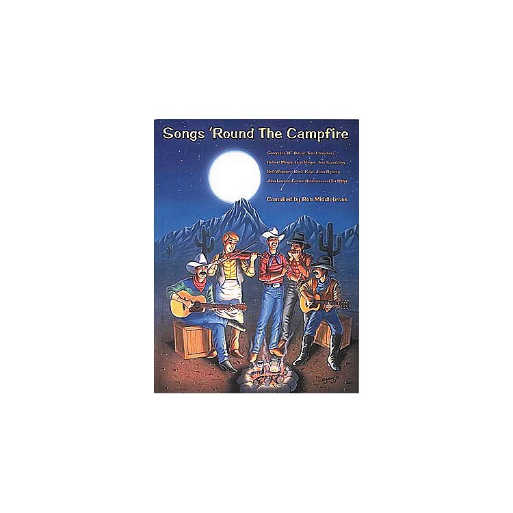 Centerstream PublishingSongs 'Round The Campfire Guitar Tab Songbook