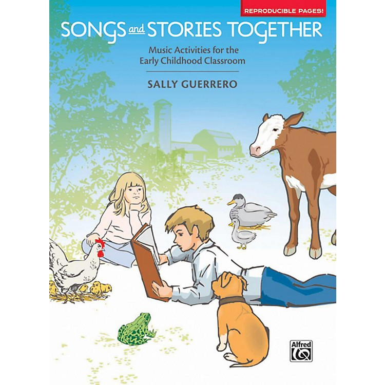 AlfredSongs and Stories Together Book