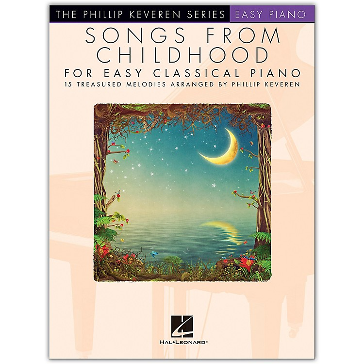 Hal LeonardSongs from Childhood for Easy Classical Piano - Phillip Keveren Series