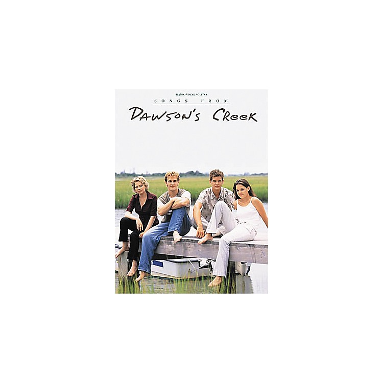 Hal Leonard Songs from Dawson's Creek Piano, Vocal, Guitar Songbook