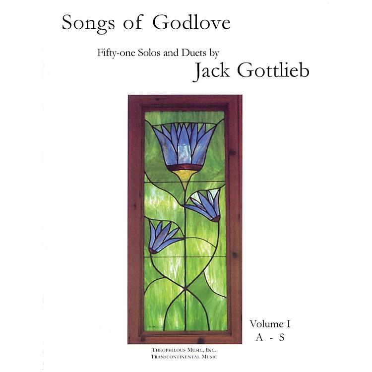 Transcontinental MusicSongs of Godlove, Volume I: A-S (51 Solos and Duets) Transcontinental Music Folios Series