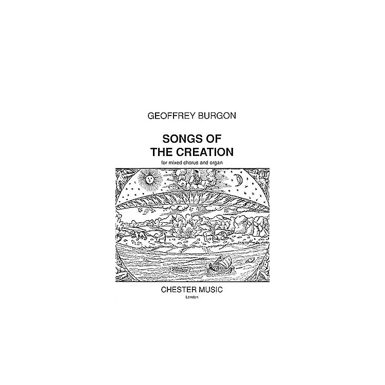 Chester Music Songs of the Creation SATB