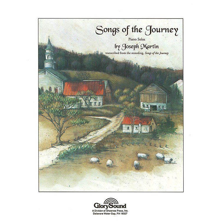 Shawnee PressSongs of the Journey Listening CD Arranged by Joseph Martin
