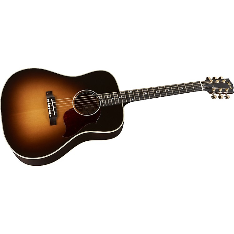 Gibson Songwriter Dreadnought Acoustic-Electric Guitar Vintage Sunburst