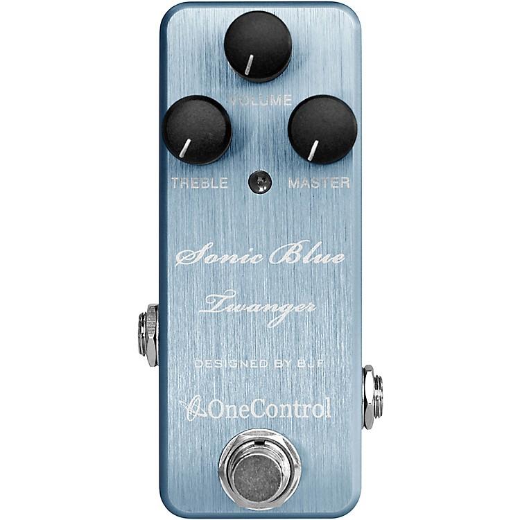 One ControlSonic Blue Twanger Effects Pedal